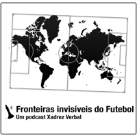 Podcast cover art for Central3 Podcasts - Fronteiras Invisíveis do Futebol