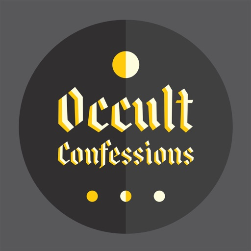 Cover image of Occult Confessions