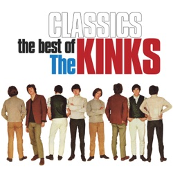 Classics: The Best of the Kinks - The Kinks Album Cover