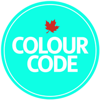 Podcast cover art for Colour Code