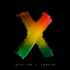 Nicky Jam & J Balvin - X artwork