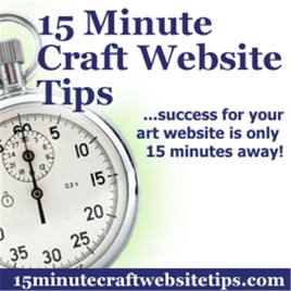 15 Minute Craft Website Tips 5 Mistakes Artists Make With Their