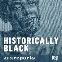 Podcast cover art for Historically Black