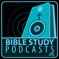 Podcast cover art for Bible Study Podcasts