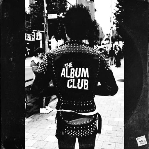 Cover image of The Album Club