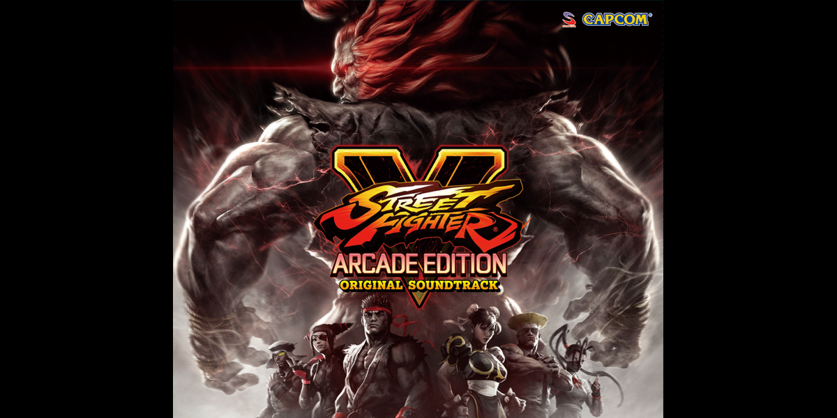 ‎Street Fighter V (Arcade Edition) [Original Soundtrack] by capcom