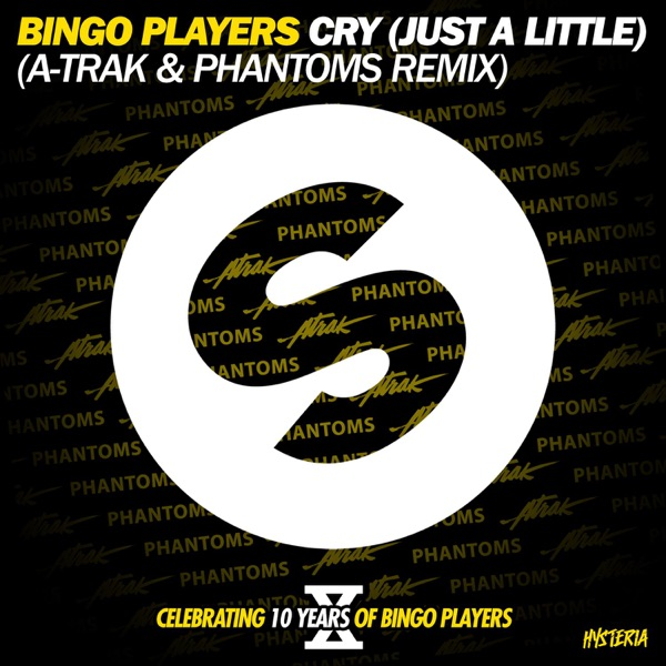 Bingo Players mit Cry (Just a Little) (A-Trak and Phantoms Remix)