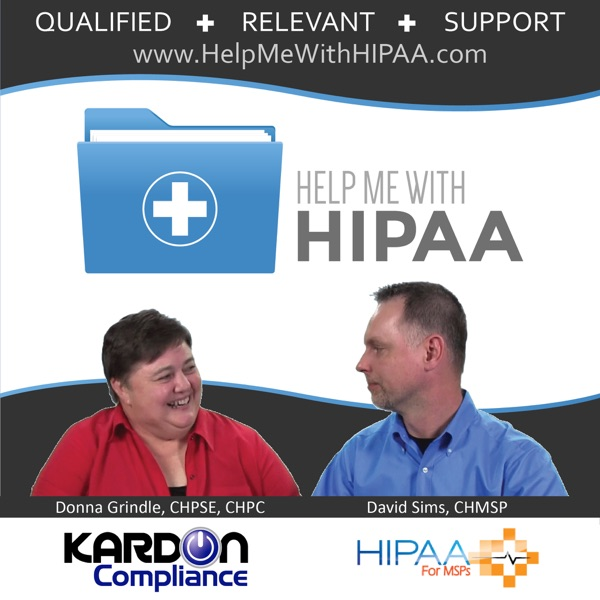 5 HIPAA Cybersecurity Laws - Ep 153