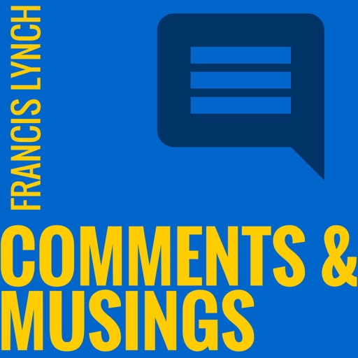 Cover image of Comments and Musings podcast
