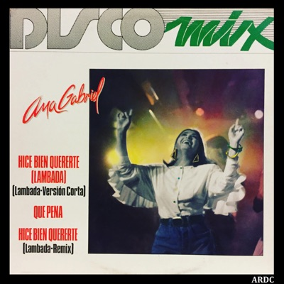 Disco Mix - EP (Remastered) - Ana Gabriel