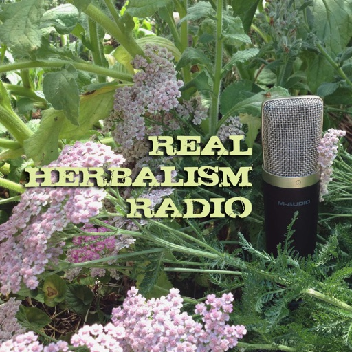 Cover image of Real Herbalism Radio