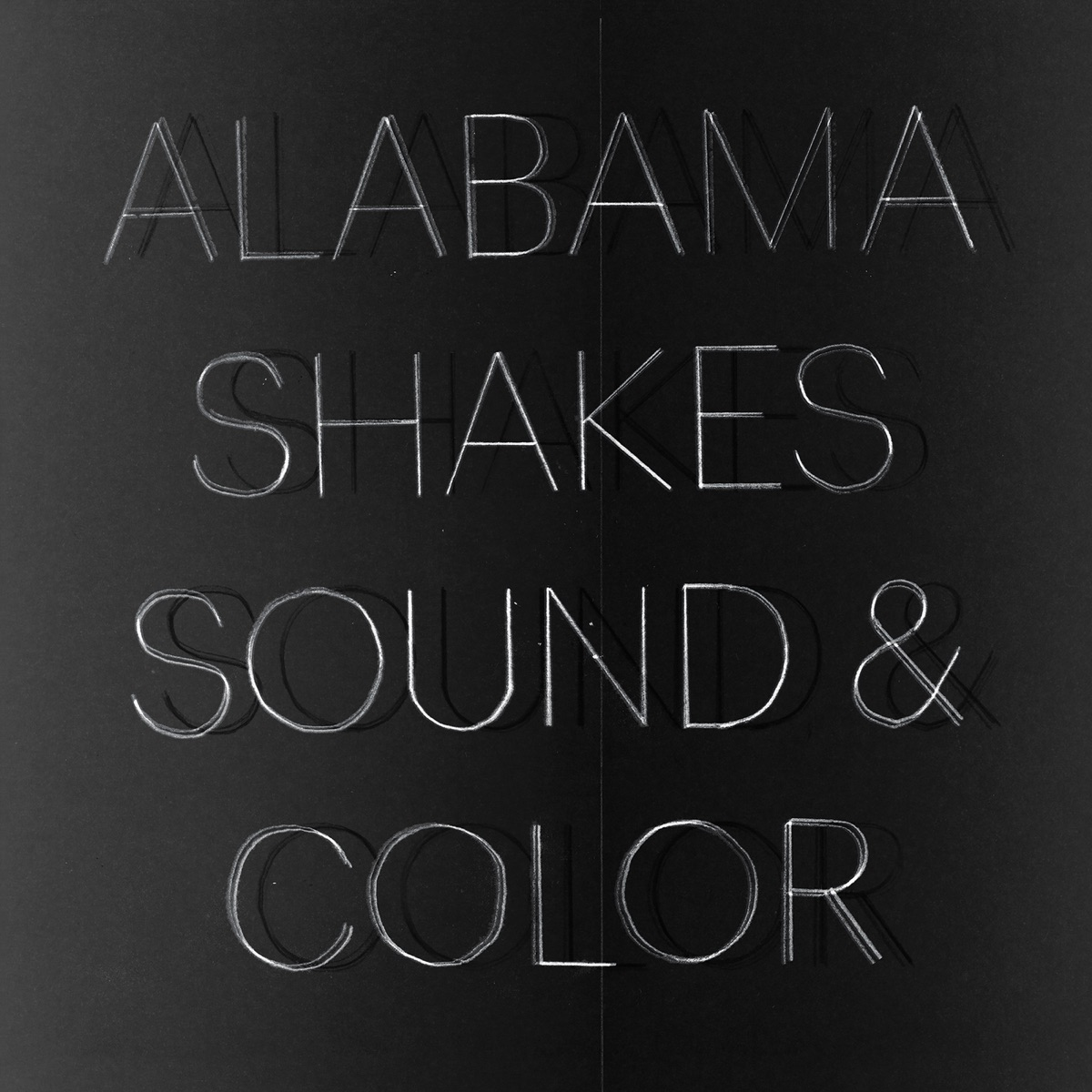 Sound & Color Album Cover by Alabama Shakes