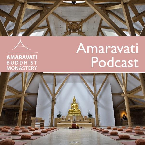 Dhamma Talks - Amaravati Podcast