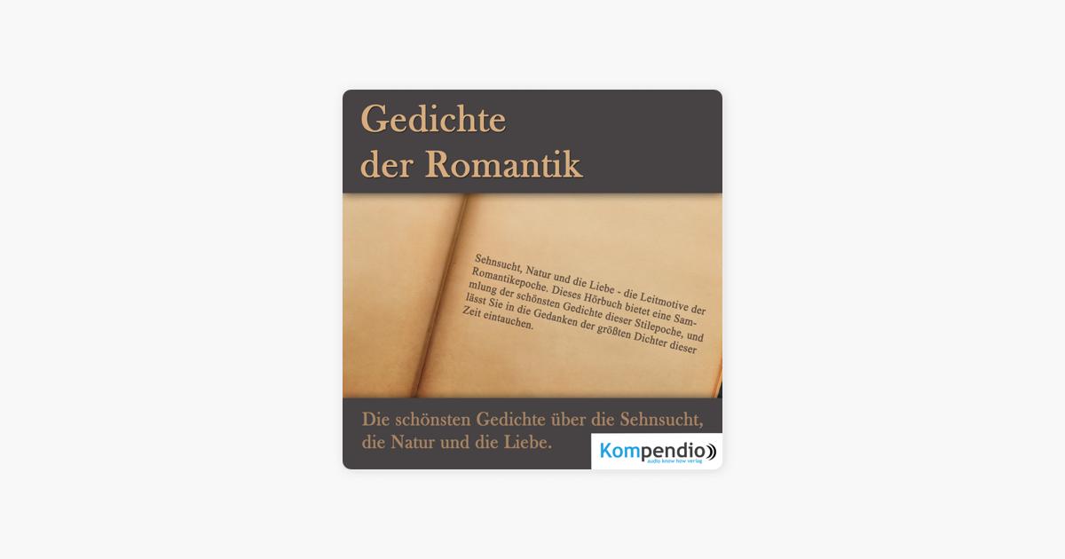 Gedichte Der Romantik Die Schönsten Gedichte über Die Sehnsucht Die Natur Und Die Liebe