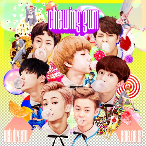 NCT DREAM - Chewing Gum - Single