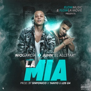 La Mia (feat. Juhn) - Single Mp3 Download