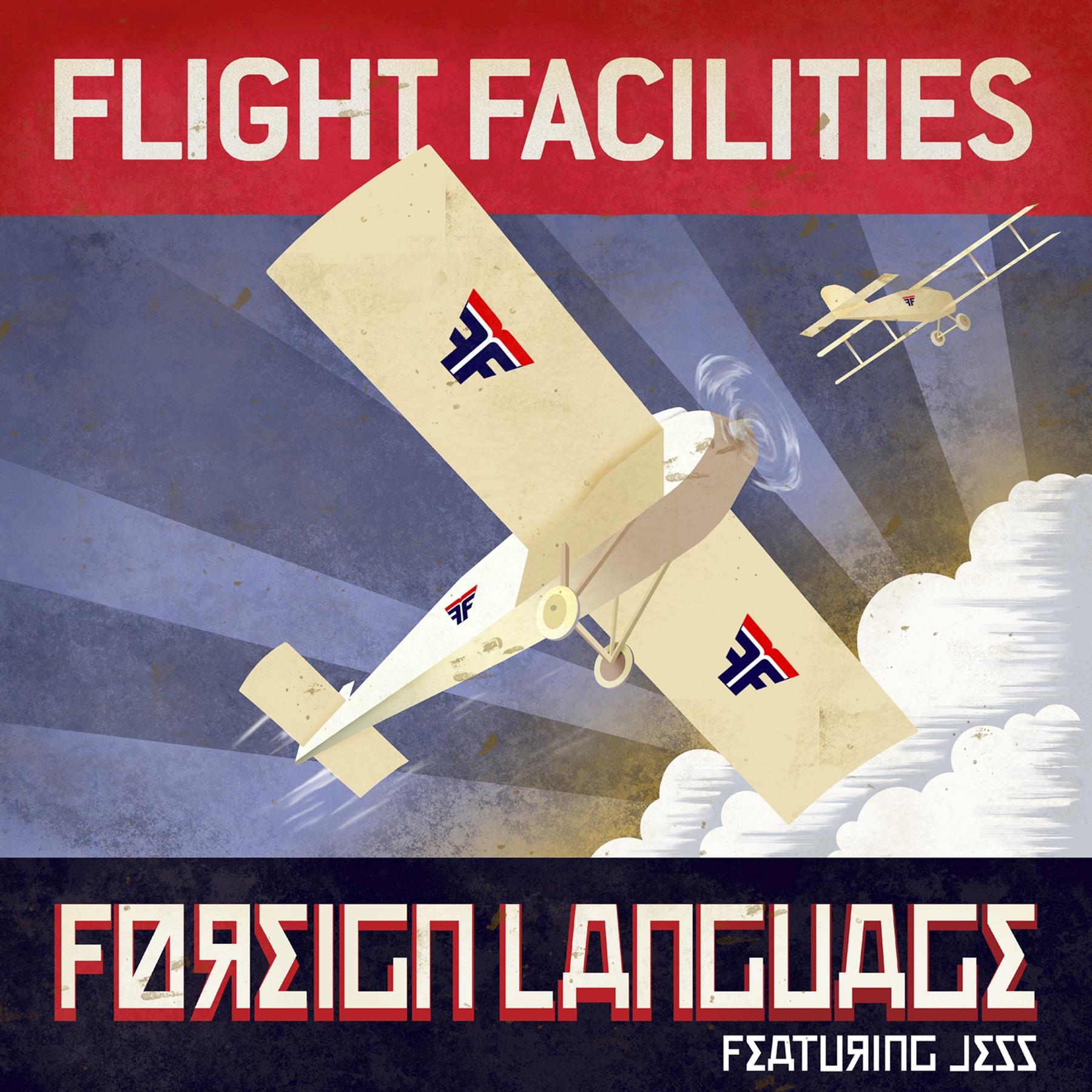 Foreign Language (feat. Jess) [Remixes]