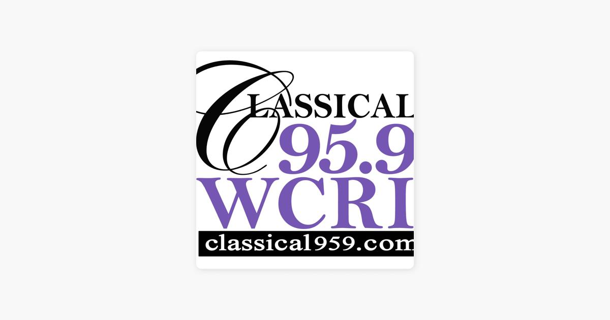Classical 95 9-FM WCRI: 07-07-19 Kingston Chamber Music