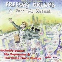 Freeway Dreams - Original Cast Recording Album Cover