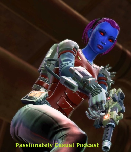 Passionately Casual Podcast: Star Wars the Old Republic