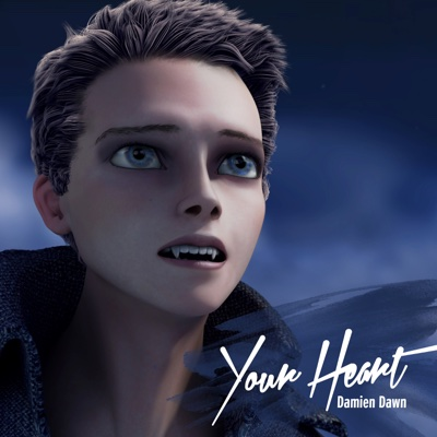 Your Heart - EP - Damien Dawn album