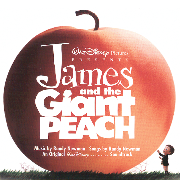 James And The Giant Peach An Original Walt Disney Records