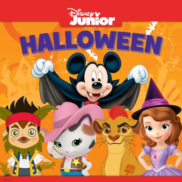 disney junior halloween vol 5 on itunes