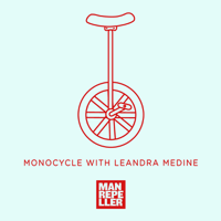 Podcast cover art for Monocycle with Leandra Medine