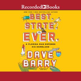 Best. State. Ever.: A Florida Man Defends His Homeland (Unabridged) audiobook
