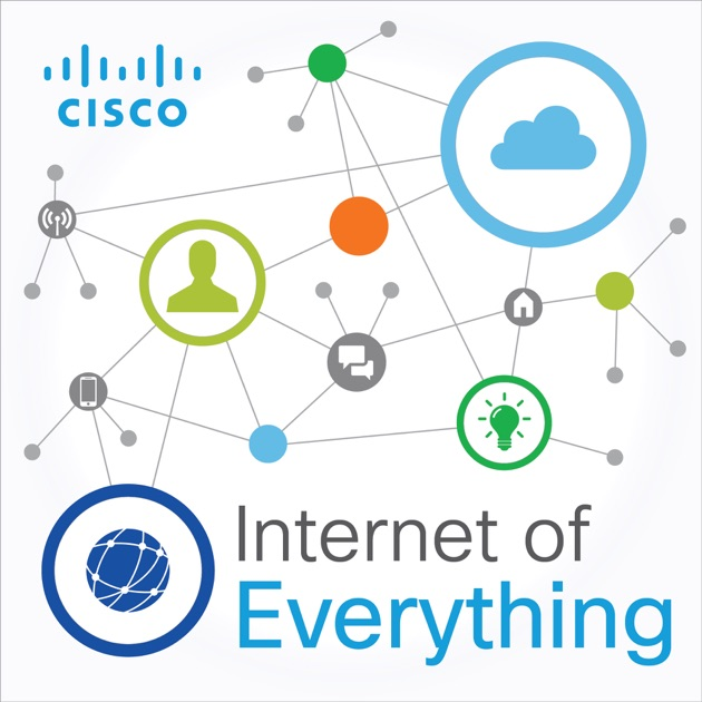 introduction to the internet of everything i2ioe summary by cisco