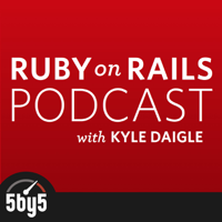 Ruby on Rails Podcast podcast