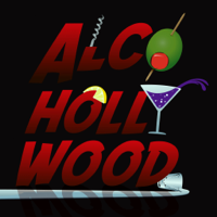 Podcast cover art for Alcohollywood