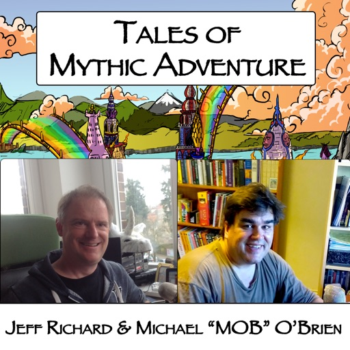 Cover image of Tales of Mythic Adventure
