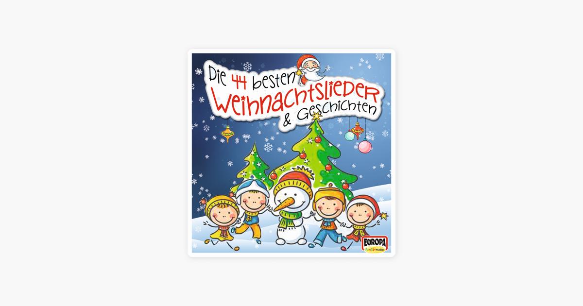 """Die 44 besten Weihnachtslieder & Geschichten"""" von Verschiedene ..."""