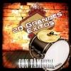20 Grandes Con Tambora - Tamborazo Del Rancho