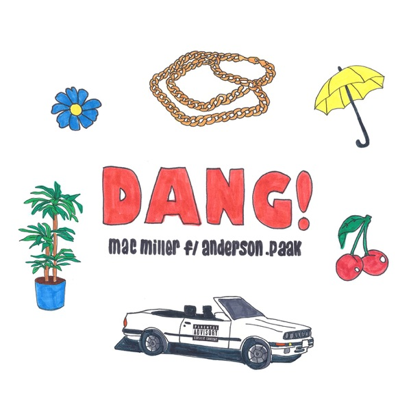 Dang! (feat. Anderson .Paak) [Radio Edit] - Single