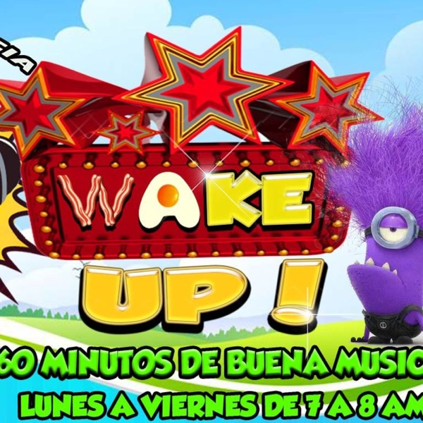 Wake Up Con Damiana