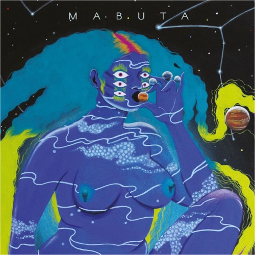 Album artwork of Mabuta – Welcome To This World