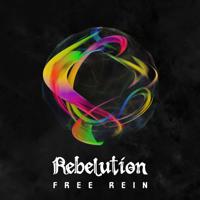 Rebelution - Free Rein artwork