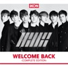 WELCOME BACK -COMPLETE EDITION- ジャケット画像