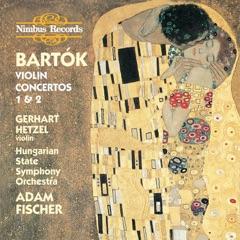 Bartók: Violin Concertos Nos. 1 & 2
