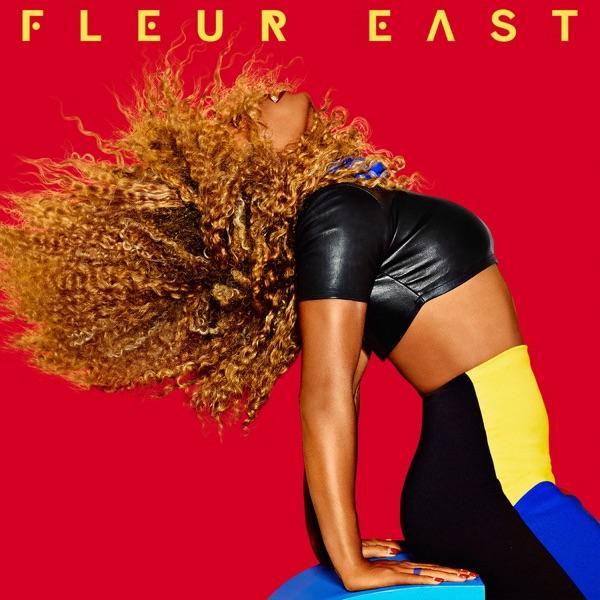 Fleur East mit Sax