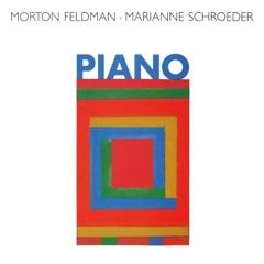 Morton Feldman: Piano