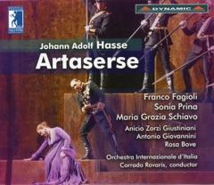 Artaserse, Act II: Va' tra le selve ircane (Live)