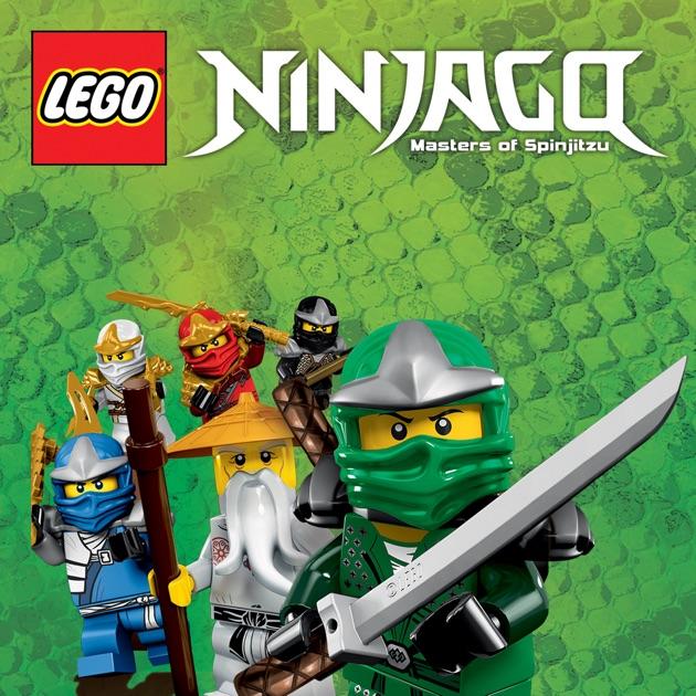 LEGO Ninjago: Masters of Spinjitzu, Season 1 on iTunes