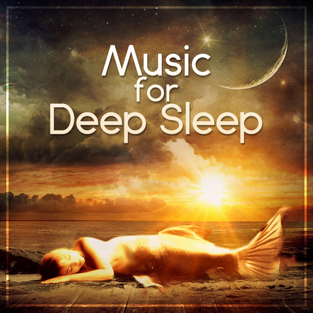 Deep Sleep Hypnosis:Calming Quiet Nature Sounds, Therapy Healing Sleep Songs, Soothing and Relaxing Ocean Waves, White Noise, Insomnia Cure