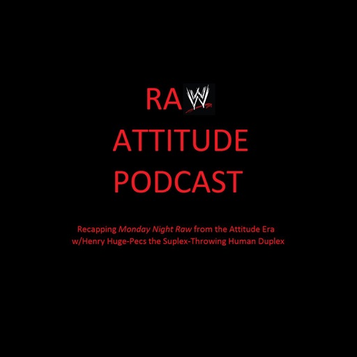 Cover image of The Raw Attitude Podcast