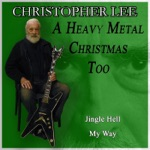 Christopher Lee - Jingle Hell