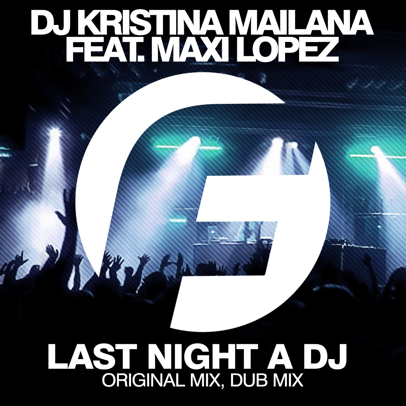 Last Night a DJ (Official Single) - Single