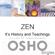 Osho - Zen: Its History and Teachings